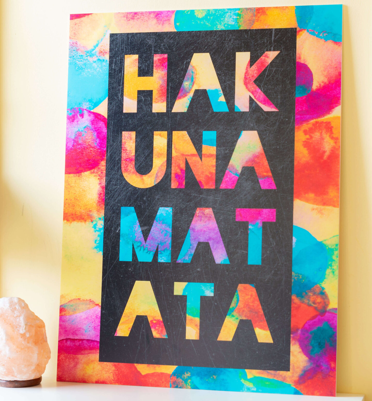 Colours and their meaning Posterloungs Hakuna Matata